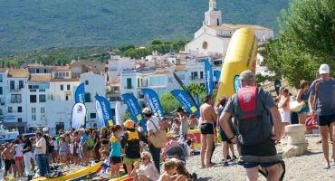 Gran éxito de la V edición del reto Marnaton eDreams Cap de Creus-Cadaqués con 687 participantes