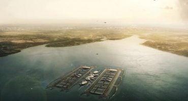 ¿Un aeropuerto flotante sobre el estuario del Támesis?