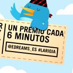 ¡Twitter Party #laRioja! Regalamos un premios cada 6 minutos