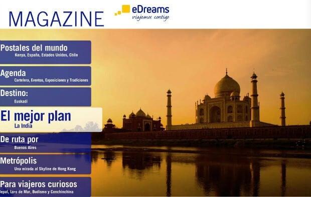 edreams magazine