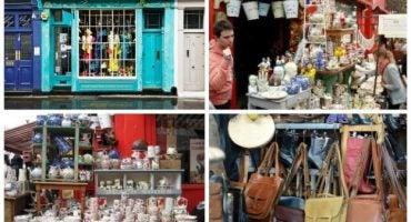Los mejores mercados de Londres