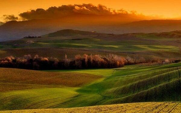 La Toscana autunno