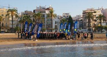 170 participantes en la III edición de la MARNATON eDreams Sitges – Port Ginesta