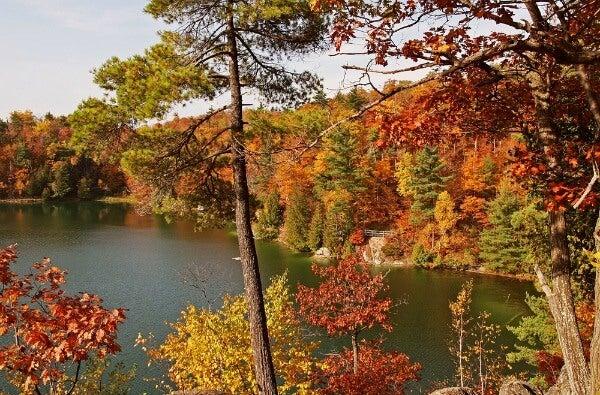 Quebec autunno