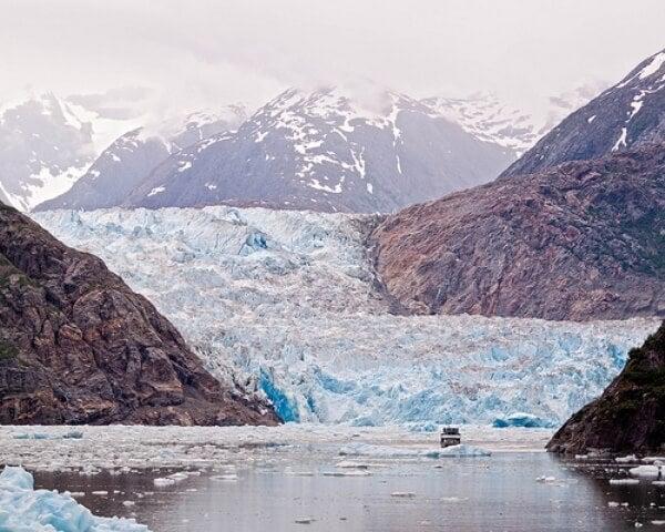 Glaciar Sawyer, Alaska