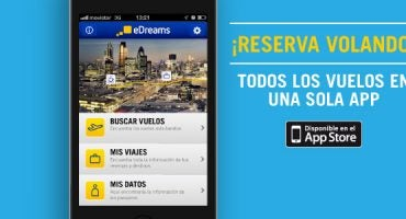 eDreams lanza su aplicación gratuita para iPhone