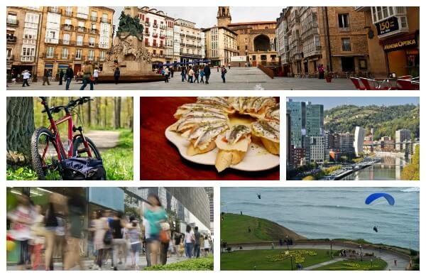 País Vasco (Basquetour)