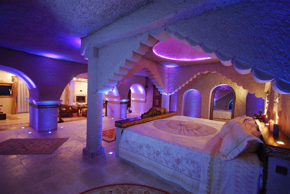 Gamirasu Cave Hotel - Turquía