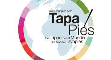 Vámonos de tapas por el mundo sin salir de Madrid y de Lavapiés