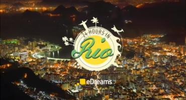 24 horas en Río de Janeiro