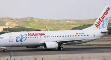 Air Europa comenzará a volar a Bruselas el próximo 3 de diciembre