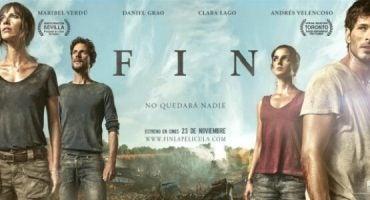 ¿Quieres ganar una entrada doble para el preestreno de la película FIN y conocer a sus protagonistas?