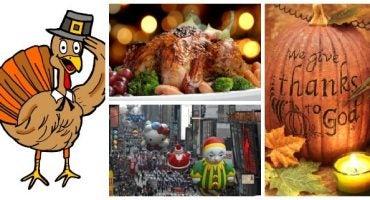 7 curiosidades sobre el día de Acción de Gracias