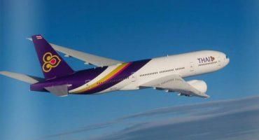 Thai Airways celebra sus 25 años con un nuevo Boeing