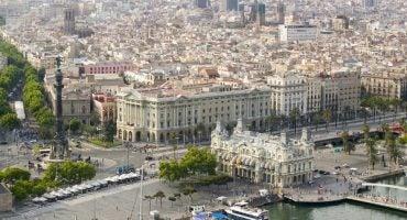 ¿Sabías que Barcelona es la 4ª ciudad europea más buscada en Google?