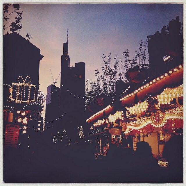 frankfurt en navidad