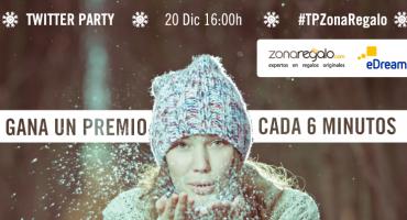 Gana cheques de descuento con ZonaRegalo.com en la Twitter Party #TPZonaRegalo