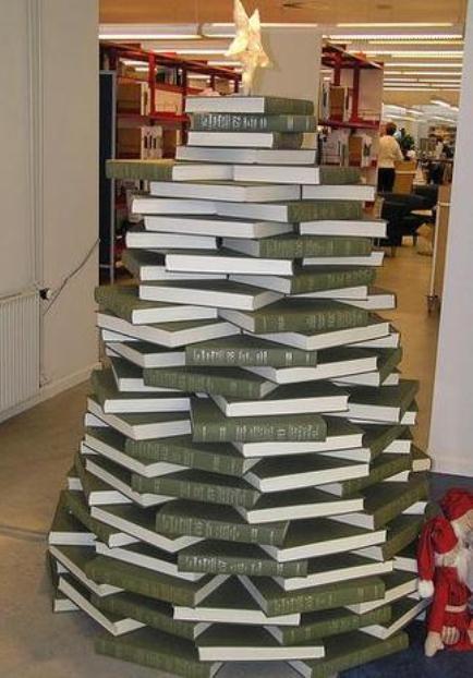 arbol con libros