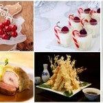 Gastronomía navideña gourmet