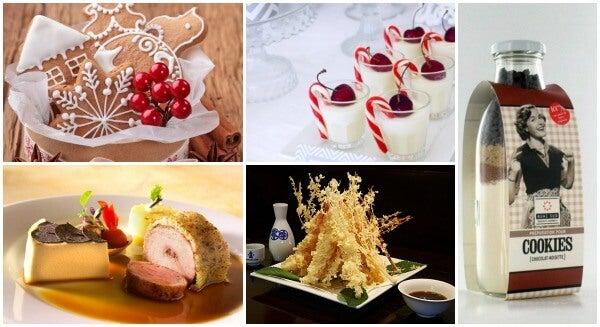 gastronomia navideña gourmet