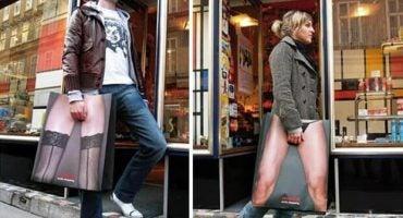 Las 15 bolsas de shopping más curiosas del mundo