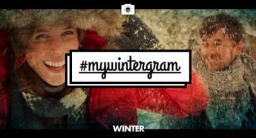 Tu invierno en un click con #mywintergram