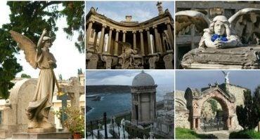 Los cementerios más turísticos de España