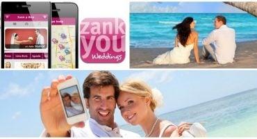 ¿Recién casados 2.0? Organiza la luna de miel perfecta desde tu smartphone