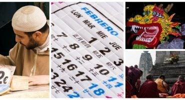 5 calendarios del mundo para aprovechar el tiempo en 2013