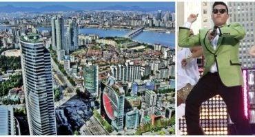 Conoce Gangnam style, el barrio más popular de Seúl