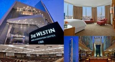Hotel de lujo en Lima para los hombres de negocios
