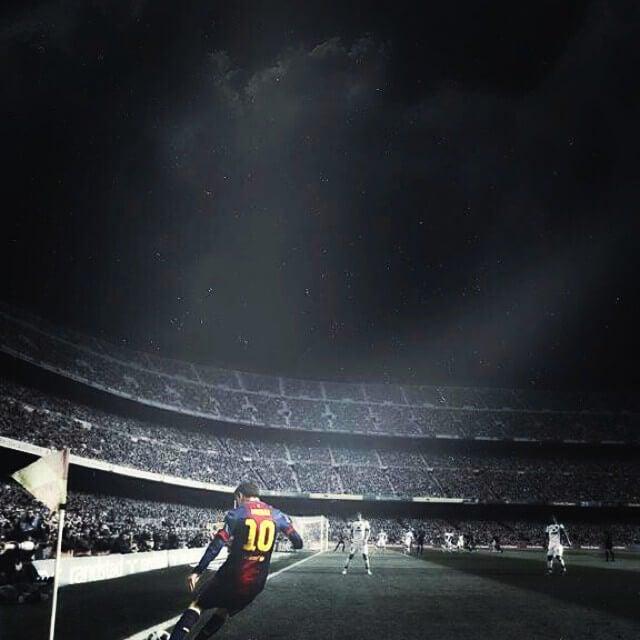 30 actividades que hacer si visitas Barcelona. Messi en el Camp Nou