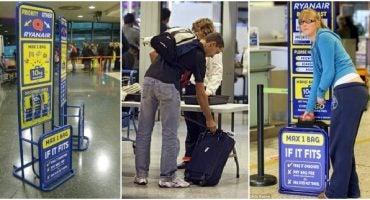 Viaje low cost con Ryanair: trucos para la maleta y el equipaje de mano
