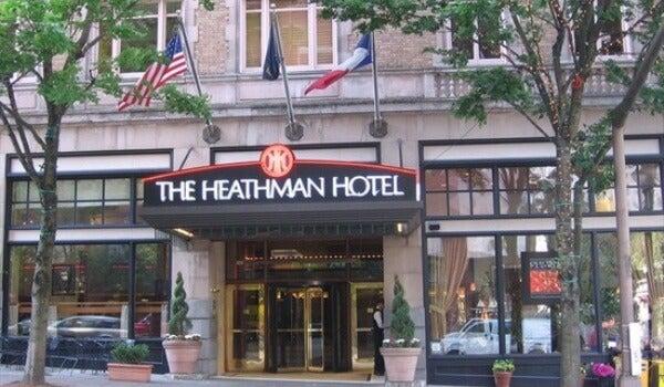 Hotel Heathman, Portland