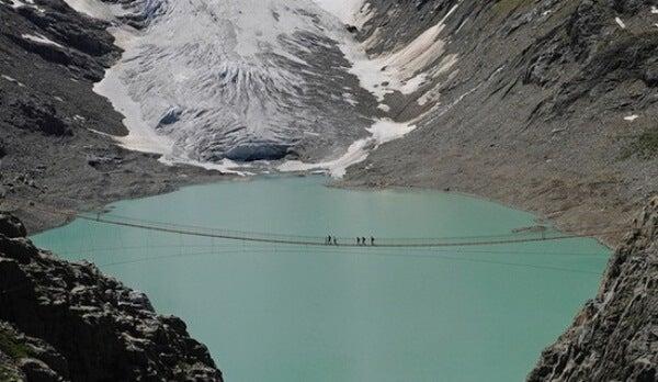 Puente Trif, Suiza