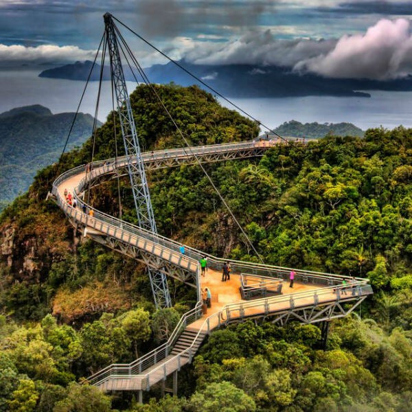 Pulau Langkawi Malasia mirador