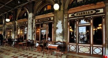 5 cafés históricos de Europa que debes visitar