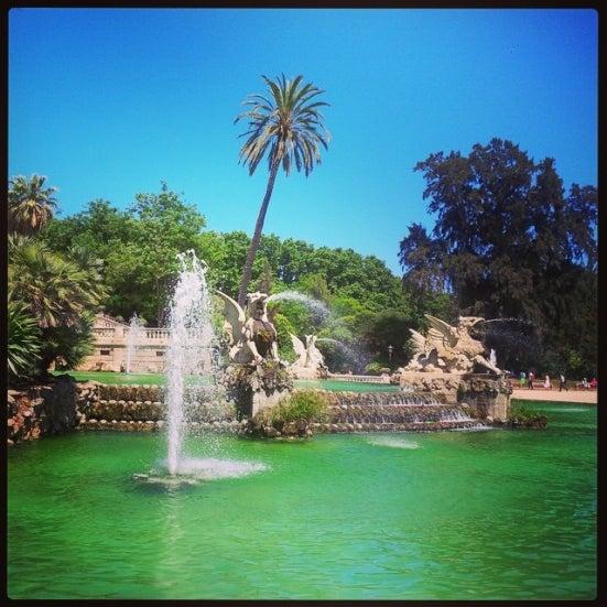 30 actividades que hacer si visitas Barcelona. Parc de la Ciutadella
