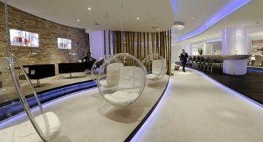 Relájate en las salas VIP más lujosas de los aeropuertos
