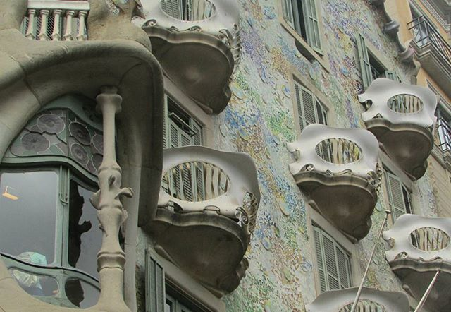 30 actividades que hacer si visitas Barcelona. La Casa Batlló
