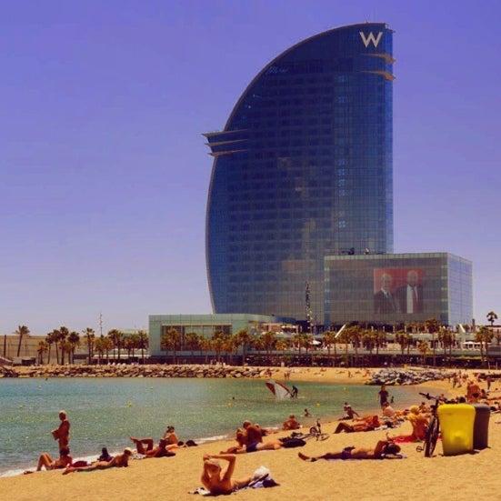 30 actividades que hacer si visitas Barcelona. hotel vela