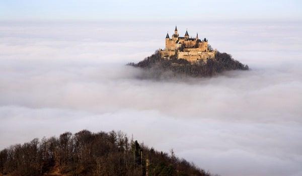 Château de Hohenzollern, Allemagne
