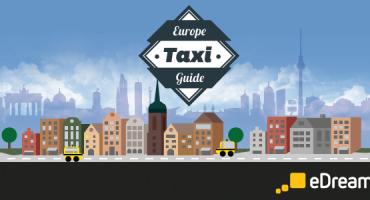 Europe Taxi Guide, la mejor ayuda para tus viajes
