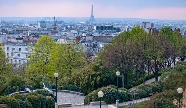 Belleville, París