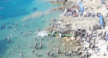 Presentación de la II Copa MARNATON eDreams con un nuevo reto extreme en Formentera