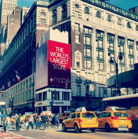 planes en nueva york