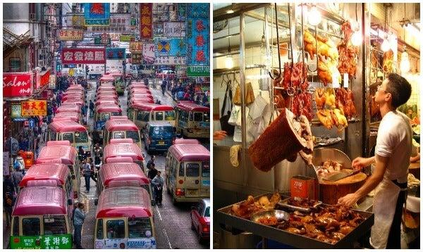 NoHo, Hong Kong