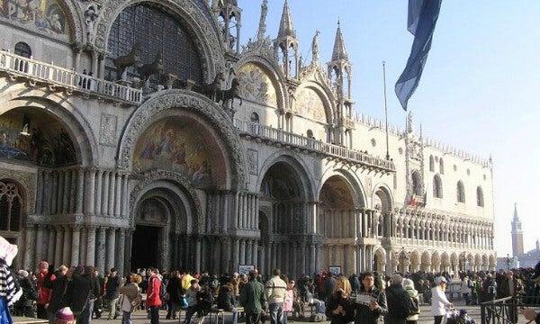 Plaza San Marcos, Venecia