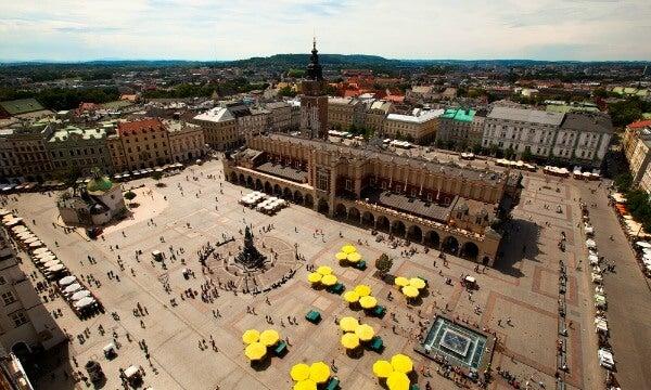 Rynek Glowny, Polonia