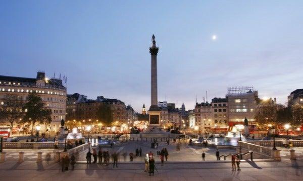 Trafalgar Square, Londres
